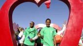 Raise awareness, win prizes at heart walk