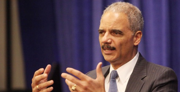 U.S. Attorney General Holder exhorts Vanderbilt students to seek liberty and learning