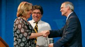 Faculty honored at 2012 Fall Assembly
