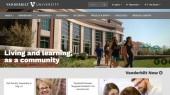 New Vanderbilt homepage launched