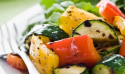 Grilled vegetables are healthy and satisfying. (iStock)