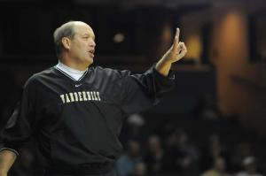 Q&A with men's basketball Head Coach Kevin Stallings