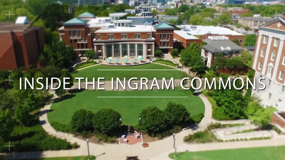 Inside The Ingram Commons at Vanderbilt University