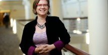Gauthier selected 2015 Professor of the Year by SEC