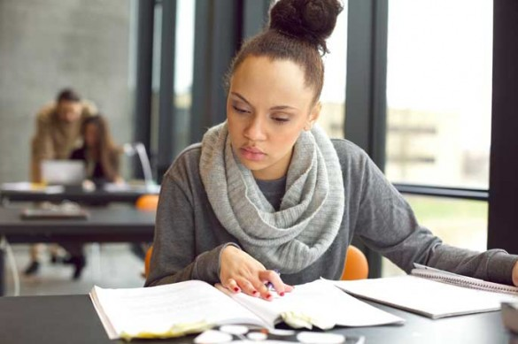 a research on female stress in college Record numbers of college students are seeking help for anxiety and depression   university in montreal in 2013 with plans to study engineering  on their  responses to questions about how they'd rate their stress level,.