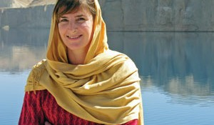 Julie Fraser, BA'87, MBA'91, is on a mission at the World Bank