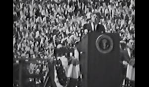 Watch and remember JFK's visit to Vanderbilt
