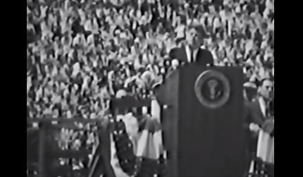 Watch and remember JFK's visit to Vanderbilt