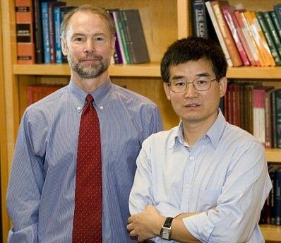 Raymond Harris and Ming-Zhi Zhang