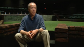 Actor and Vanderbilt alumnus Lance Kinsey shares life lessons with students