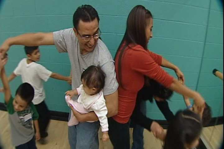Video: Unique study helps Latino families live healthier lives