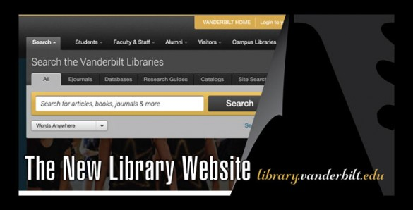 New look, new features for Heard Library website | News ...