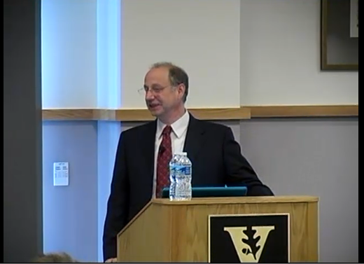 Video: David Weinberger, expert on impact of technology on society