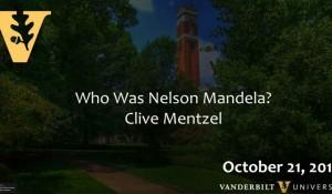Who Was Nelson Mandela? 10.21.15