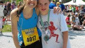 Alumna runs for children with Down syndrome