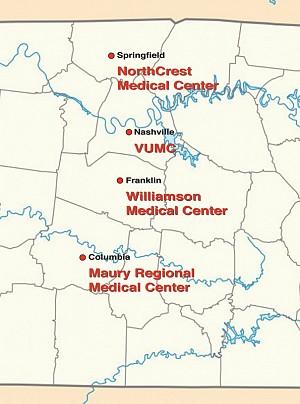 Vanderbilt Health Affiliated Network serving more of Middle