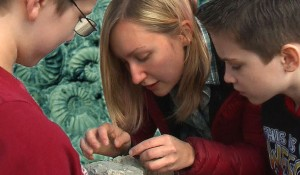 VUCast: Fossil Finds – see the ancient discoveries these kids are digging up