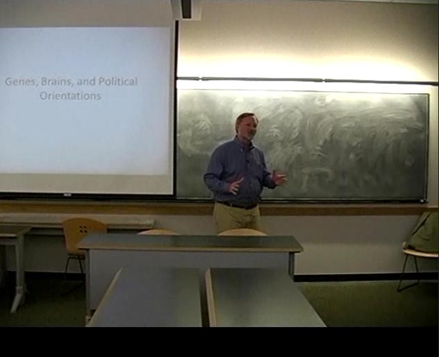 Video: Genetics and politics