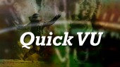 QuickVU: Bomb detection, autism and the theatre, and another Top 10 list