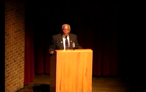 Eugene Richardson on the Tuskegee Airmen