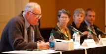 Education panel weighs in on the effects of standards and high-stakes testing