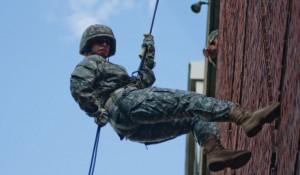 Balancing act: Life as a student and Army ROTC cadet