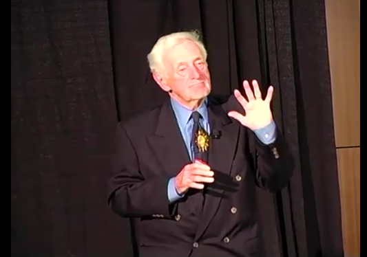 """John Seigenthaler: """"Wikipedia, WikiLeaks and Wiccans: Historical Accuracy Online"""""""