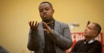 Transgender scholar C. Riley Snorton to speak on 'Jorgensen's Shadows'