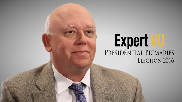 TIP SHEET: Political expert John Geer can comment on presidential races
