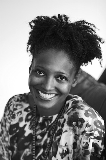 Tracy K. Smith (photo by Marlene Lillian/used by permission)