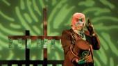 Radical Latino performance artist broaches immigration