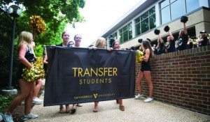 Impressions of the Vanderbilt transfer experience