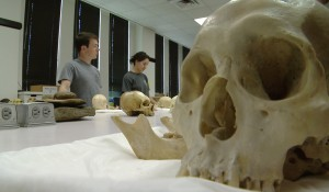 Student Skull Sessions in Peru