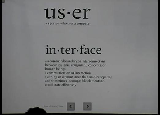 DigitalVU: Web usability design