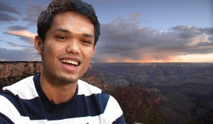 International Student Wins Video Contest