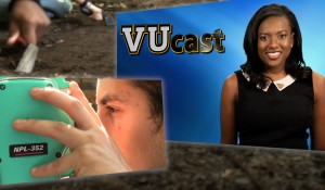 VUCAST: Digging for history in the middle of campus