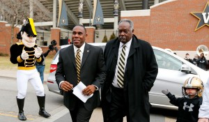 VUCast Extra: Behind the Scenes with New Football Coach Derek Mason