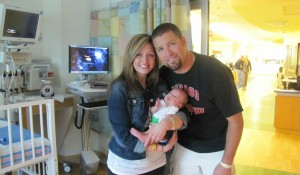 VUCast: Life-changing surgery before birth – through mom's womb!