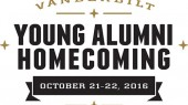 Young Alumni Homecoming is Oct. 21
