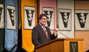 Video: 2014 Fall Faculty Assembly