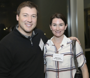 J.R. Hand, BS'03, and Kailey Hand, BS'03, MEd'05
