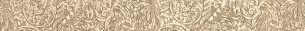 antique floral design