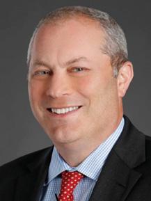 Portrait of Alumni Association Board President Dan Lovinger