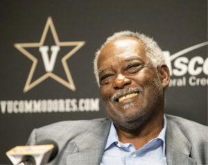 photo of David Williams at his retirement press conference