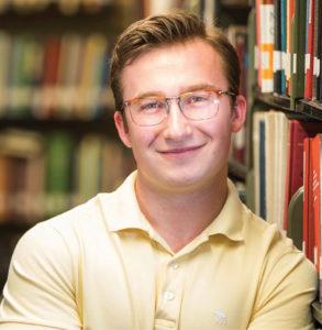 photo of Gavin Ward