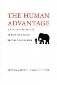 The Human Advantage book cover