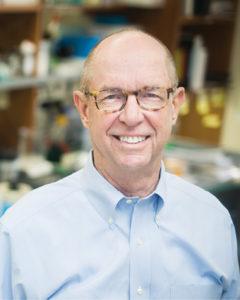 Larry Marnett is the new dean of basic sciences for VUSM. (SUSAN URMY)