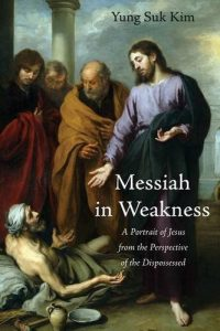 Messiah in Weakness book cover