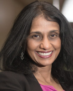 photo of Padma Raghavan