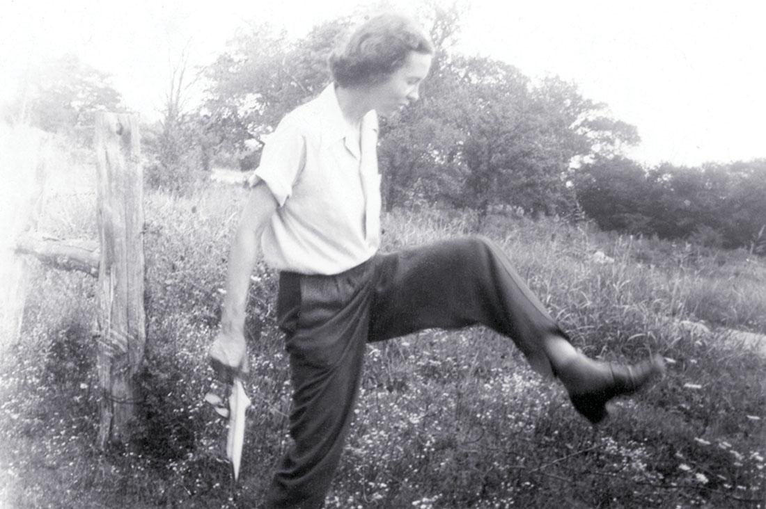 Photo of Elsie Quarterman